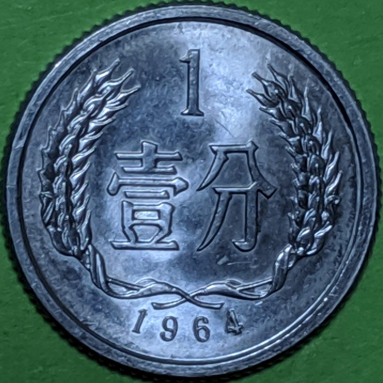 コイン好みAtoZ☆ 044 中国