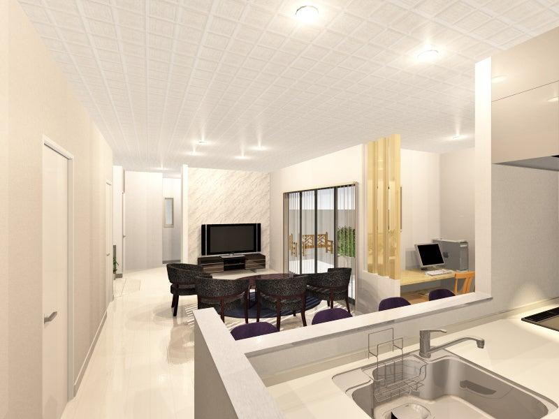 32.25坪 南玄関 ~夫婦の寝室が別々の平屋~ | Remi's World ~3Dマイ ...
