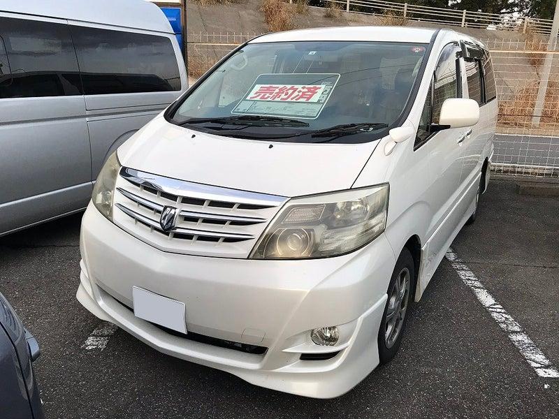トヨタ アルファード 4WD
