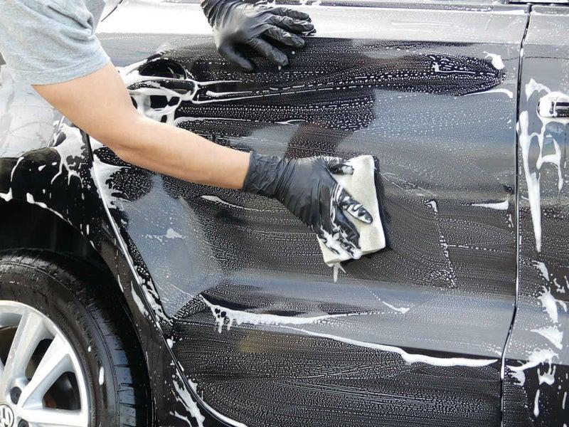 スーパークリンシャンプーなら強力に油脂汚れを除去