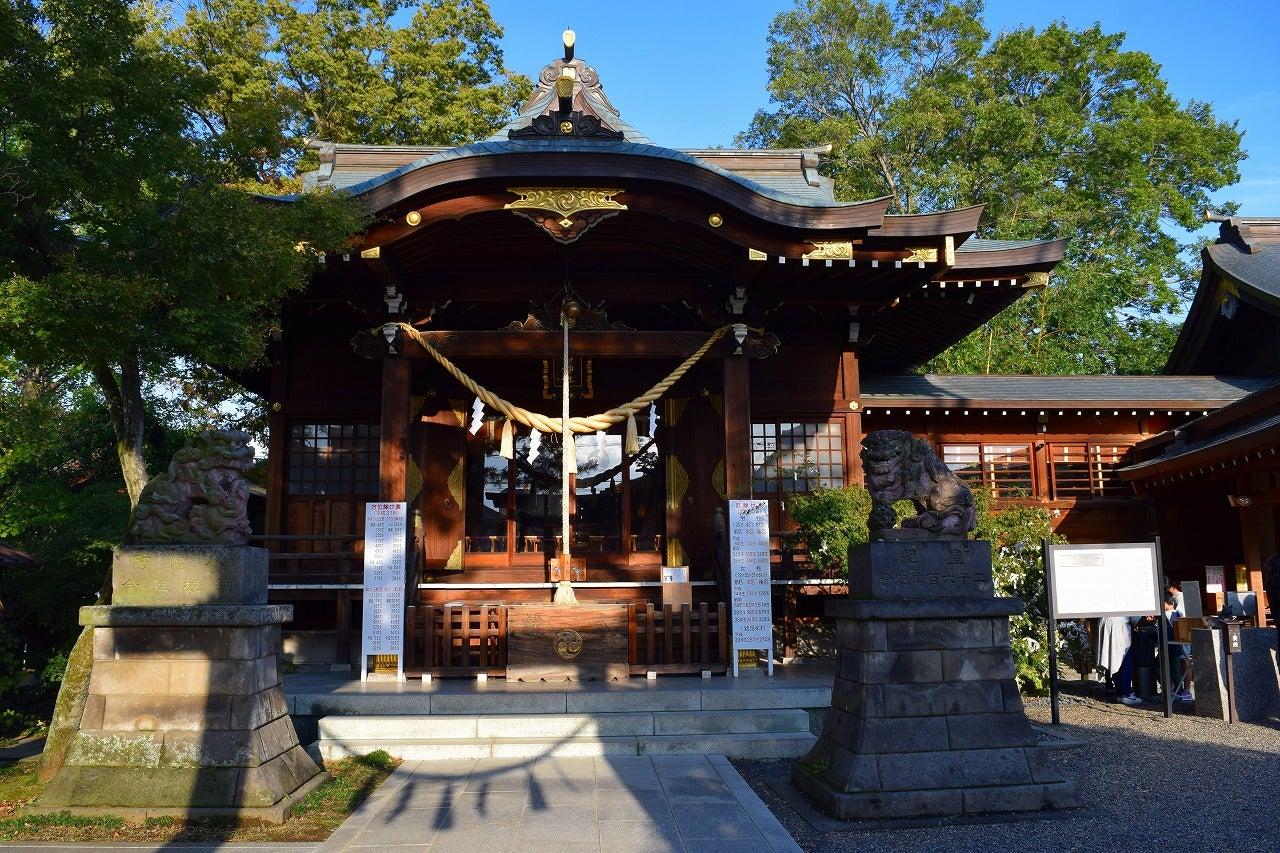 八幡 神社 行田 足袋のまちに病気平癒の最強パワースポット!埼玉「行田八幡神社」