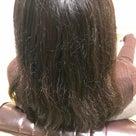 広がっていた髪が『とにかく これキレイ!』に。の記事より