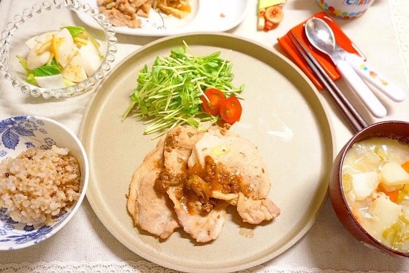豚 大腸 レシピ