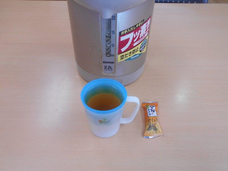 麦茶 ホット