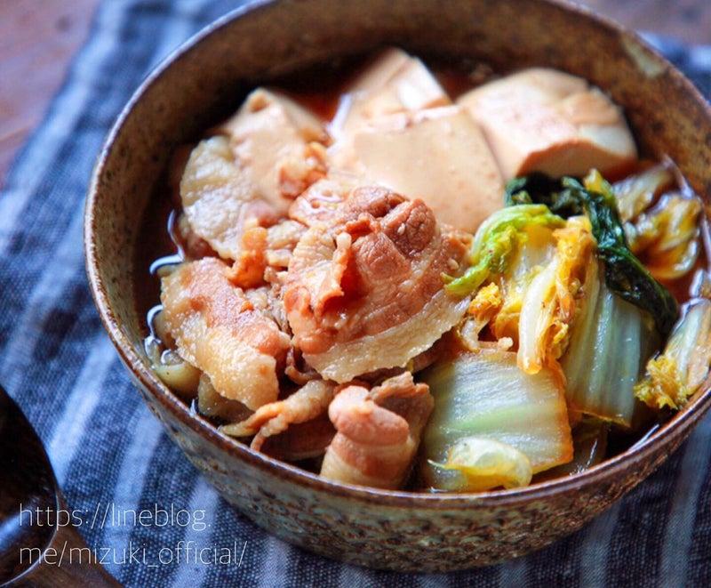 白菜 豚肉