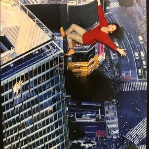 渋谷のド真ん中で!チコちゃんと記念撮影の画像