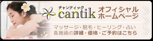チャンティック出張マッサージ オフィシャルホームページ