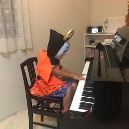 画像 【ピアノ】ハロウィンを楽しみました♫ の記事より 10つ目