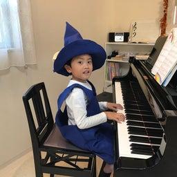 画像 【ピアノ】ハロウィンを楽しみました♫ の記事より 6つ目