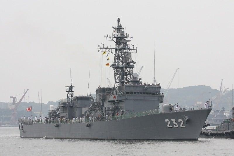 いとぴょんさんのブログ海上自衛隊護衛艦DE232「せんだい」
