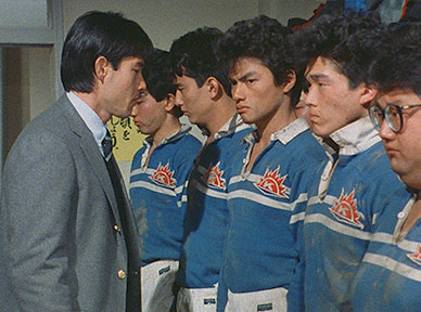 TVドラマ「スクール☆ウォーズ~泣き虫先生の七年戦争~」 | ほくと ...