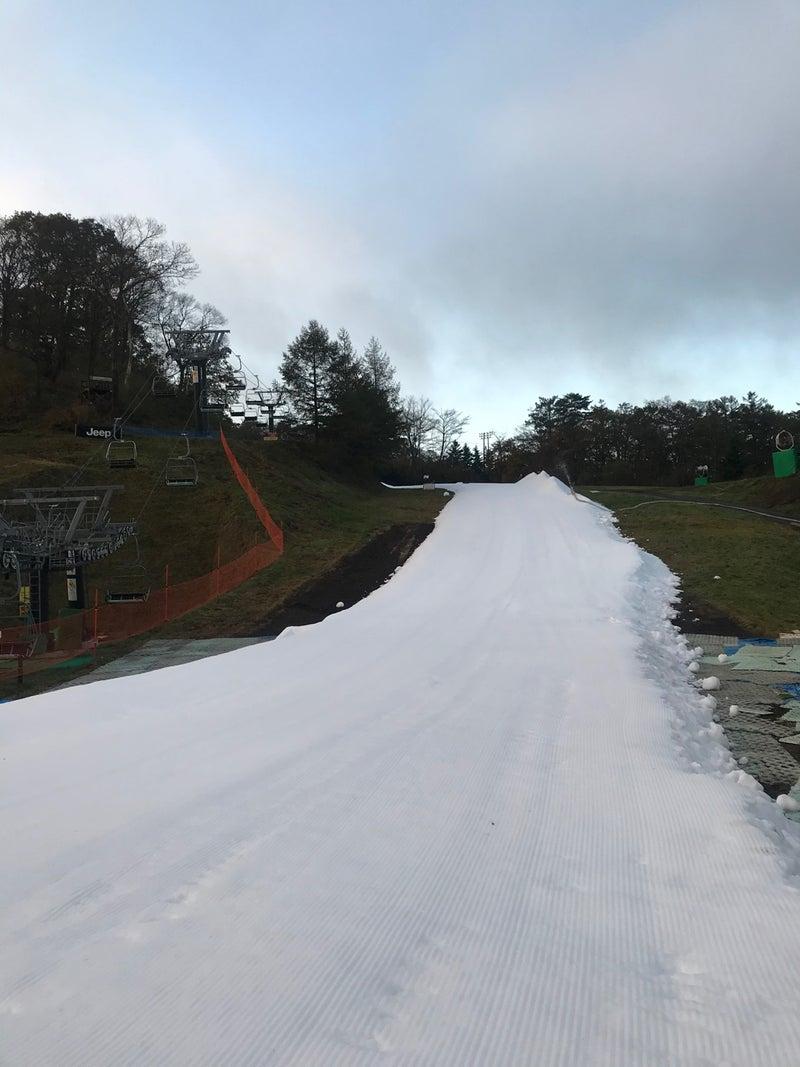 場 軽井沢 スキー