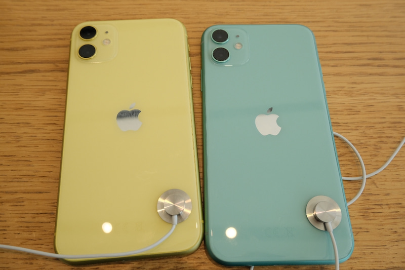 Iphone 11 重い