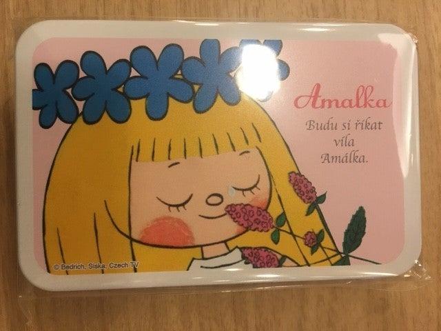 久々にアマールカの缶入りキャンディ発売!
