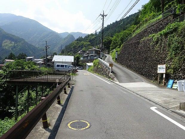 東京都奥多摩町 日原地区のポツンと一軒家的な場所(前編)