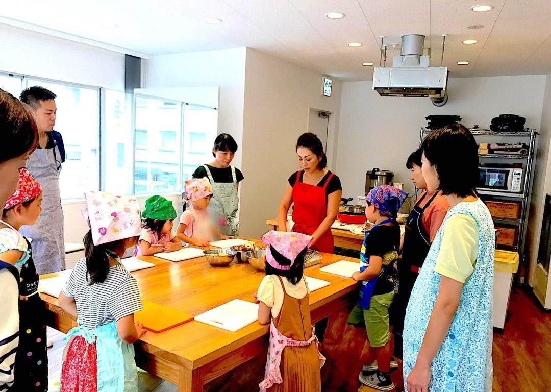 岐阜開催!子ども料理体験レッスンの募集ですの記事より
