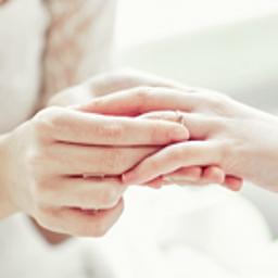 """画像 """"世界に一つ二人だけの結婚指輪を作って良かった""""と喜びの声々。。。 の記事より"""