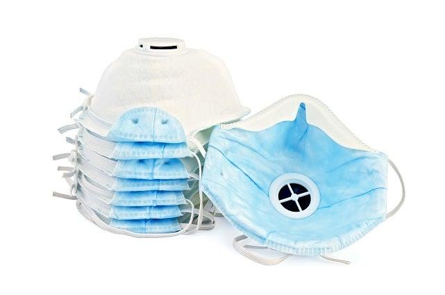 PM2.5の影響を予防するマスク