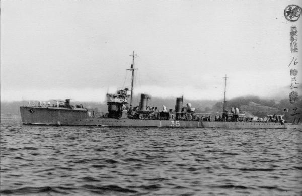 第伍章「あっそう、ふ~ん!!」1944年11月6日、第107号哨戒艇は配備後わずか一週間で沈められてしもた!!の巻