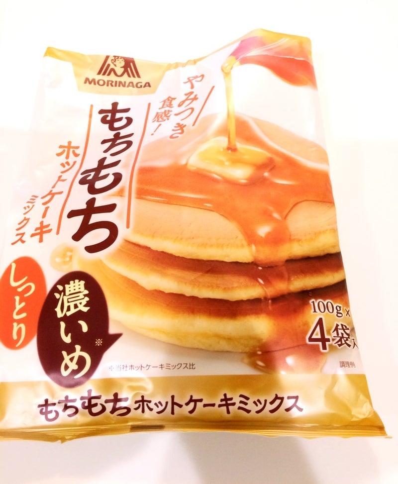 森永ホットケーキミックス クレープ