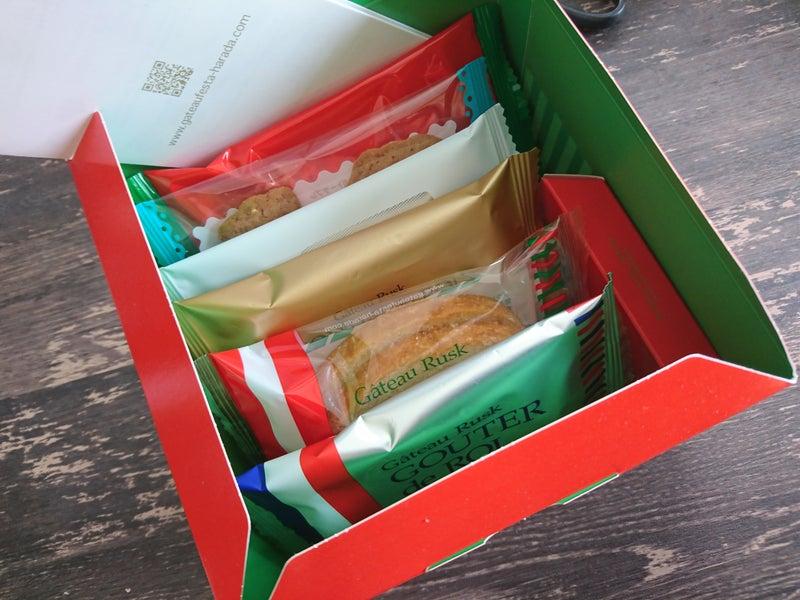 クリスマスのお菓子