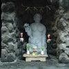 バラダキ様洞窟内・ロウソク動画の画像