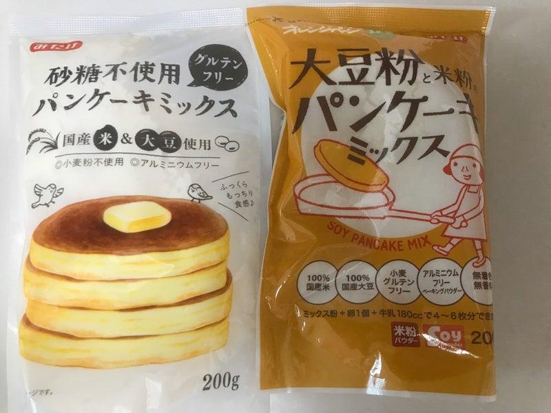 米粉 ホット ケーキ ミックス