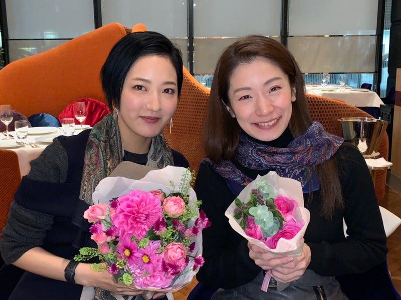 宝塚芽吹幸奈さん花野じゅりあさん | 東京アートスクール 三井まこ通信