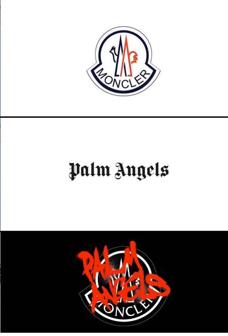 MONCLER×palm angels