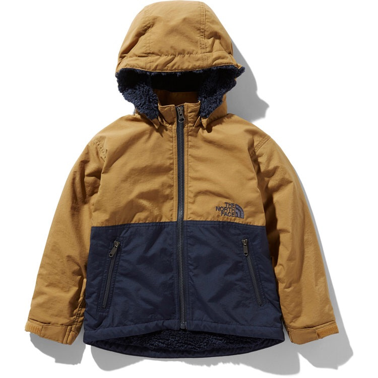 KIDS NORTH FACEの記事より
