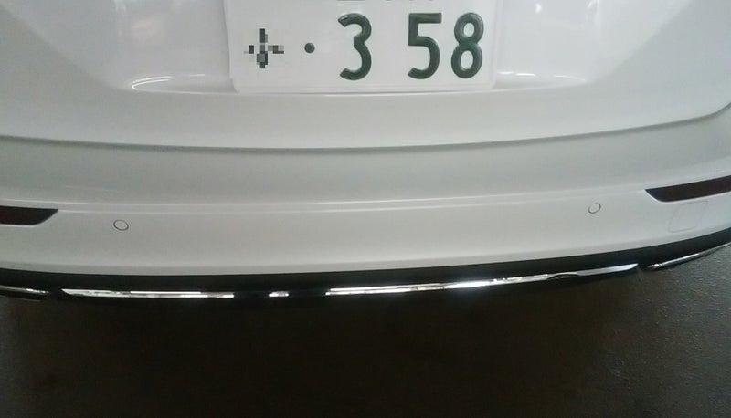 プレート 358 ナンバー