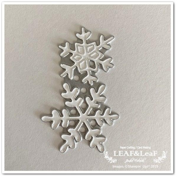 雪の結晶 ダイ