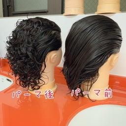 画像 〈美容師国家試験〉オールウェーブセッティングのウィッグのパーマ の記事より 3つ目