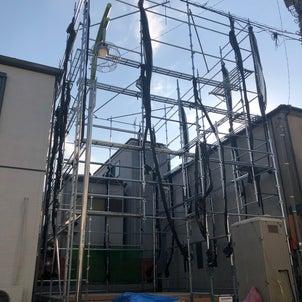 上棟、鶴見区潮田町の画像