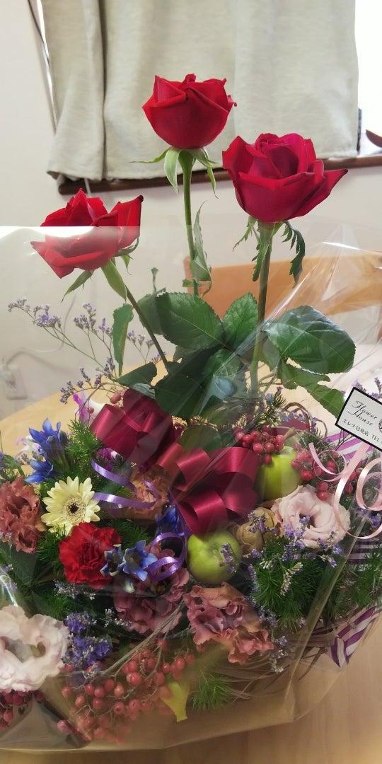 花、プレゼント、お祝い