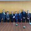 静岡市校長会フードバンク基金 支援金贈呈(2019年11月14日)の画像