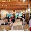 下鴨神社の結婚式控え室