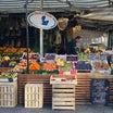 ドイツ ミュンヘン中心部の野外市場