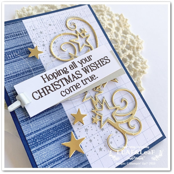 クリスマスカード 手作り