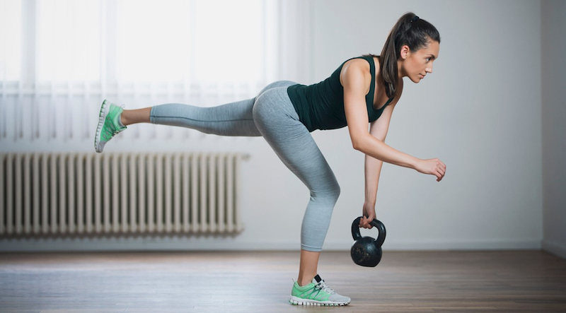 リフト シングル レッグ デッド 自宅で下半身を鍛えるなら片足!