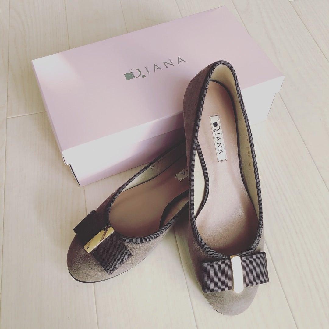 DIANA ・・・ ぺたんこ靴