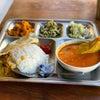 【スパイスキッチンムーナ】《下北沢/昼》フィッシュカレー定食の画像