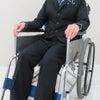 入学式、卒業式に車椅子用スーツあります!の画像