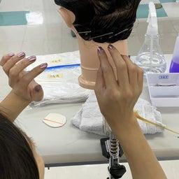 画像 〈美容師国家試験〉今週のオールウェーブセッティングの授業 の記事より 3つ目