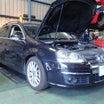 トラブル修理-VW ゴルフヴァリアント(1K)エンジンチェックランプ点灯・エンジン不調