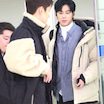 昨日の可愛いチャンミン&男前ユノ♡