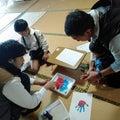 【ハンドスタンプアートプロジェクト₍₍ ◝( ゚∀ ゚ )◟ ⁾⁾】
