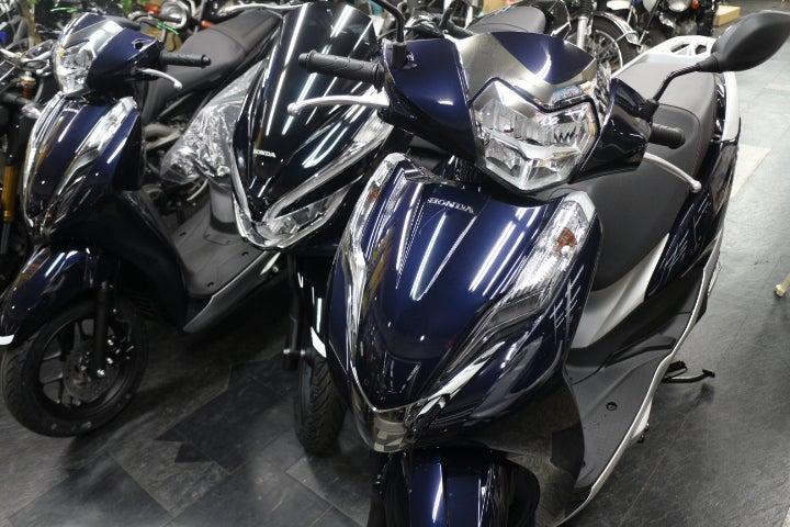 ホンダ 125ccスクーター 納車~3台(^^)