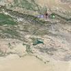 新疆ウイグル自治区「衛星攻撃レーザー砲」基地