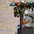 ドナデジ2人だけ♥クリスマス限定スチーマーラインでのんびりと・・